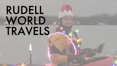 RUDELL WORLD TRAVELS by MIKE RUDELL