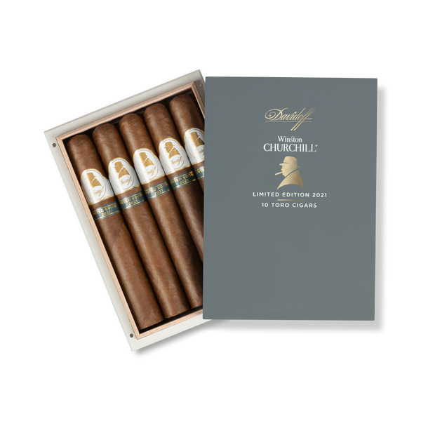 THE DAVIDOFF WINSTON CHURCHILL LIMITED EDITION 2021