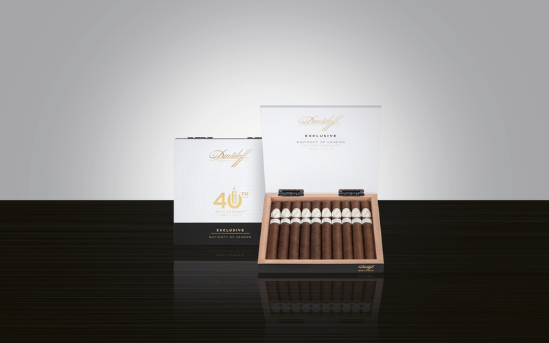 Davidoff London 40th Anniversary Limited Edition