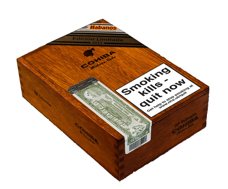 Cohiba Talisman Limited Edition 2017