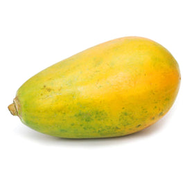 Organic Papaya, 1 Fruit (1.2 Kg - 1.5 Kg)