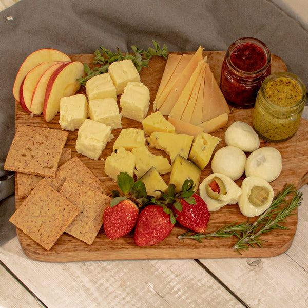 LiveAltlife Xmas Special Cheese Board, 1 Unit