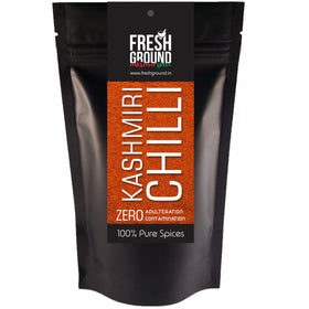 FreshGround Red Chilli Powder, Kashmiri, 100 g
