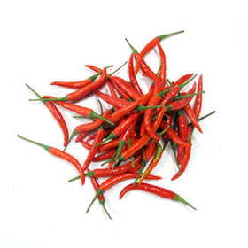 Thai Birds Eye Chilli, Red, 100 g