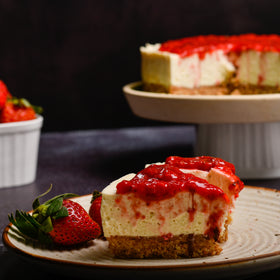LiveAltlife Baked Cheesecake (With Egg), 250 g