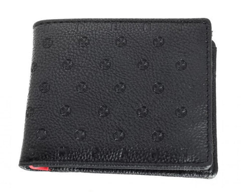 Independent Multi Embossed Logo Wallet