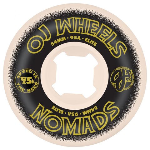 OJ Wheels Elite Nomads 54mm 95a