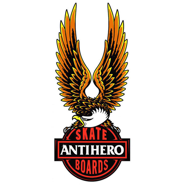 Anti Hero Eagle Nothing is Free Sticker