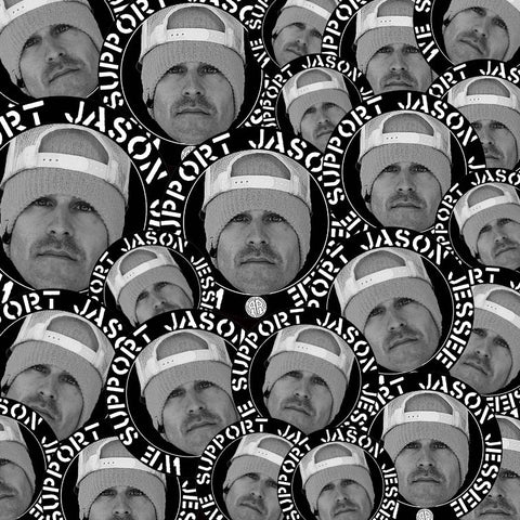 Ripride Skateshop x Jason Jessee Sticker Pack