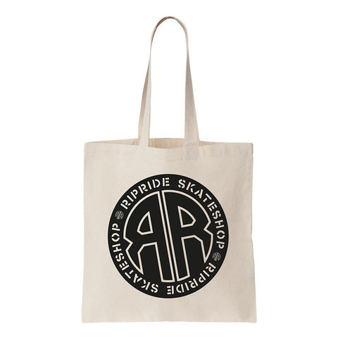 Ripride Skateshop Tote Bag
