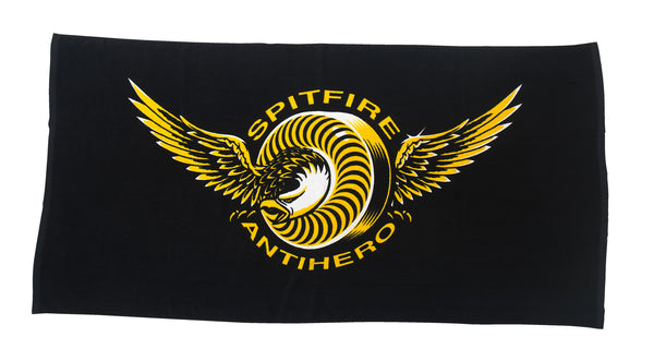 Spitfire x Anti Hero Classic Eagle Towel