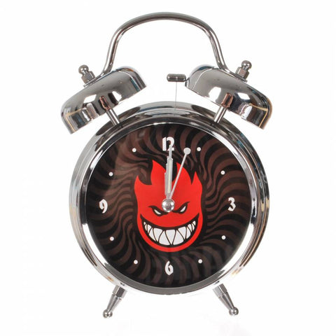 Spitfire Wheels Firehead Alarm Clock