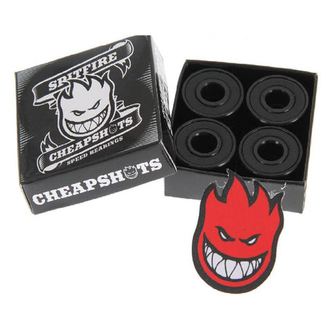 Spitfire Wheels Cheapshots Bearings