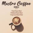 Mastro Coffee Bundle (3 Pack)