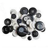 Bag of Craft Buttons-60g