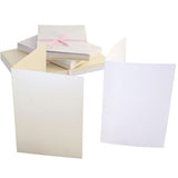 A6 Cards/Envelopes (50pk) - Timeless Pearlescent