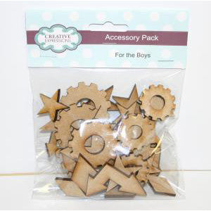 Mdf Shapes packs