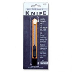 All Purpose Hobby Knife with snap off blade