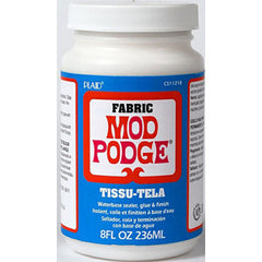 Mod Podge Fabric-8oz