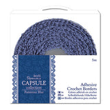 Adhesive Crochet Border x 5m Capsule Collection