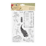 Docrafts Clear Stamps-A5