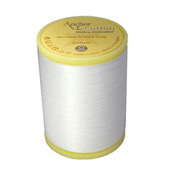 Anchor Cotton Machine Embroidery Thread
