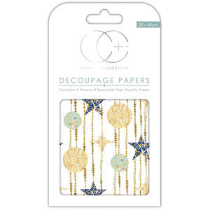 Decoupage Papers by Craft Consortium