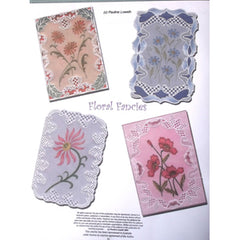 Parchment Craft Patterns -Floral Fancies