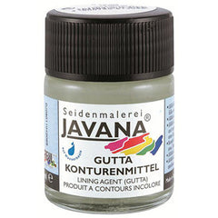 Javana Gutta Lining paint Clear x 50mls