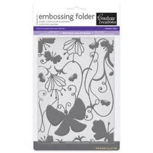 Embossing Folders-Couture Creations