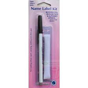 Name Label Kits