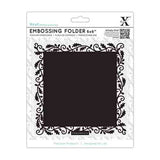 Embossing Folder 6 in x 6 ins
