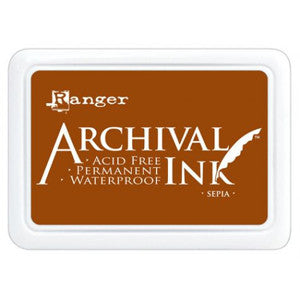 Ink Pads-Archival