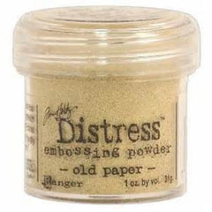 Tim Holtz Distress Embossing Powders