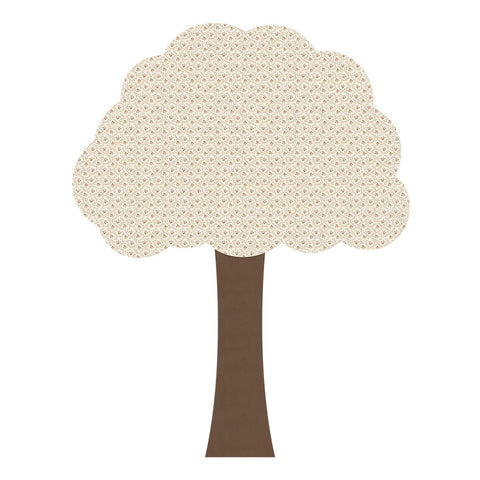 Wandtattoo Baum, groß  <br><small> (Tapete, 120*95cm)</small>