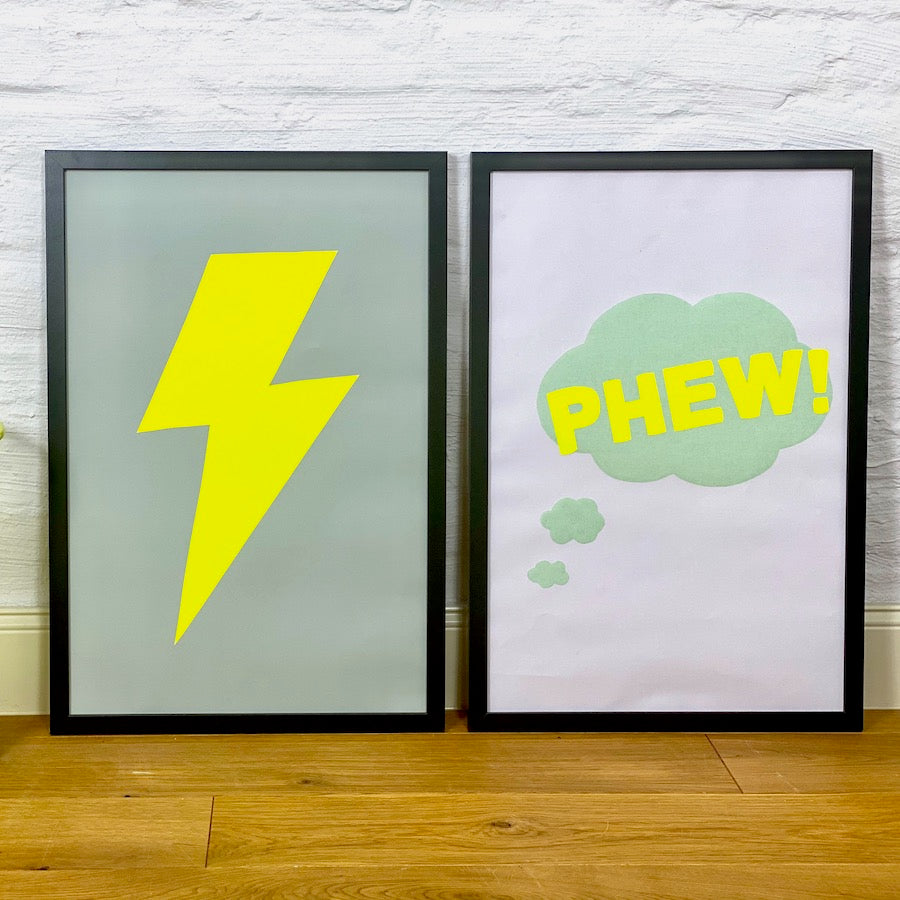 FLASH NEON YELLOW, 60*40