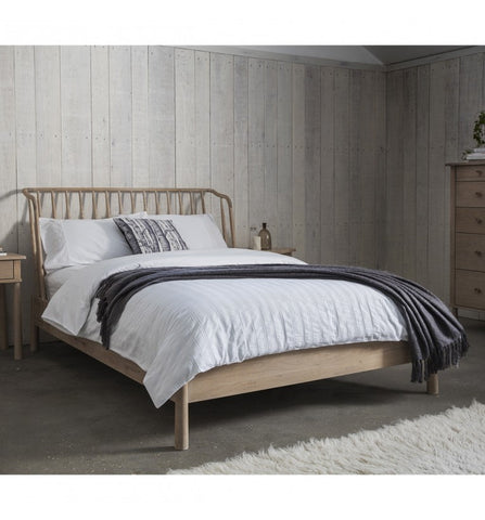 Wycombe 5 ft King Size Bed by Hudson Living