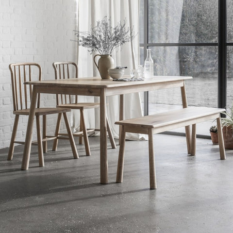 Wycombe Large Dining Table by Hudson Living