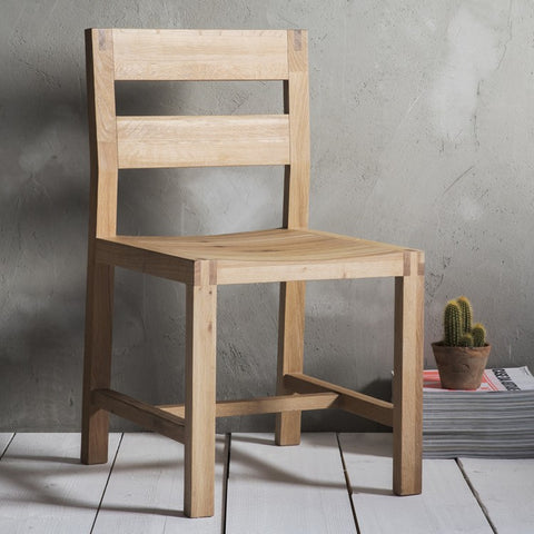 Pair of Kielder Dining Chairs by Hudson Living