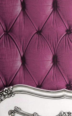 Chesterfield Button Back Wallpaper by Mineheart