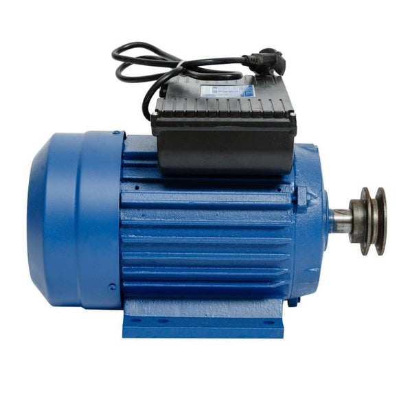 MOTOR ELECTRIC MONOFAZAT 3KW 1500RPM TROIAN (ALL-202) - Ro-Unelte