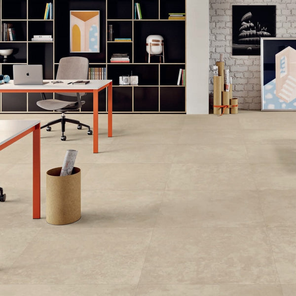 Pavimento BALANCE Light Grey 80x80cm Ret. Touch - LOVE Tiles