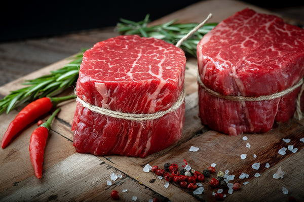 Black Label Reserve Filet Mignons, Four 8 oz. - Frozen