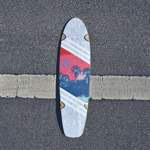 Cayo Costa Shortboard Deck