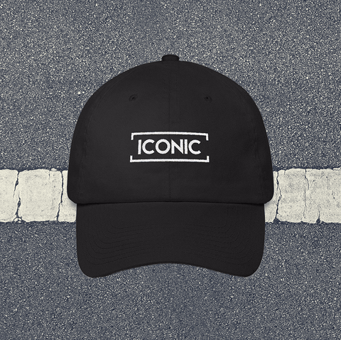 Iconic Unboxed Dad Cap