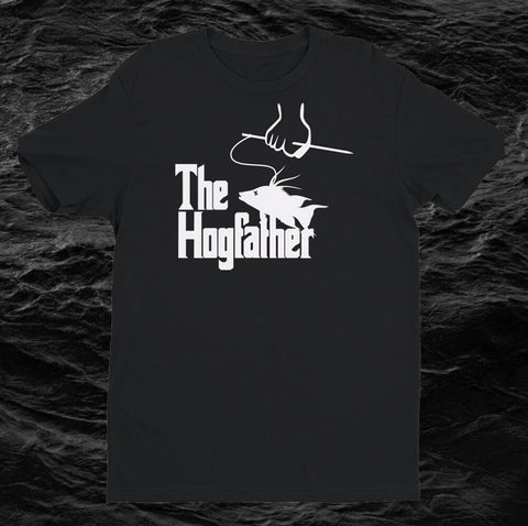 The HogFather Short sleeve Black by SpearGAT