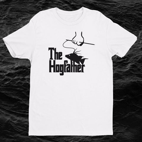 The HogFather Short sleeve White by SpearGAT