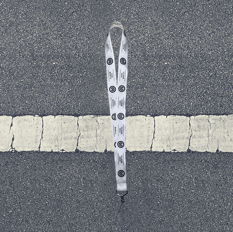 Iconic Board Co. Lanyard