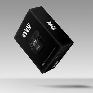 MINIMUM Black Audio MPods Pro earbuds packaging