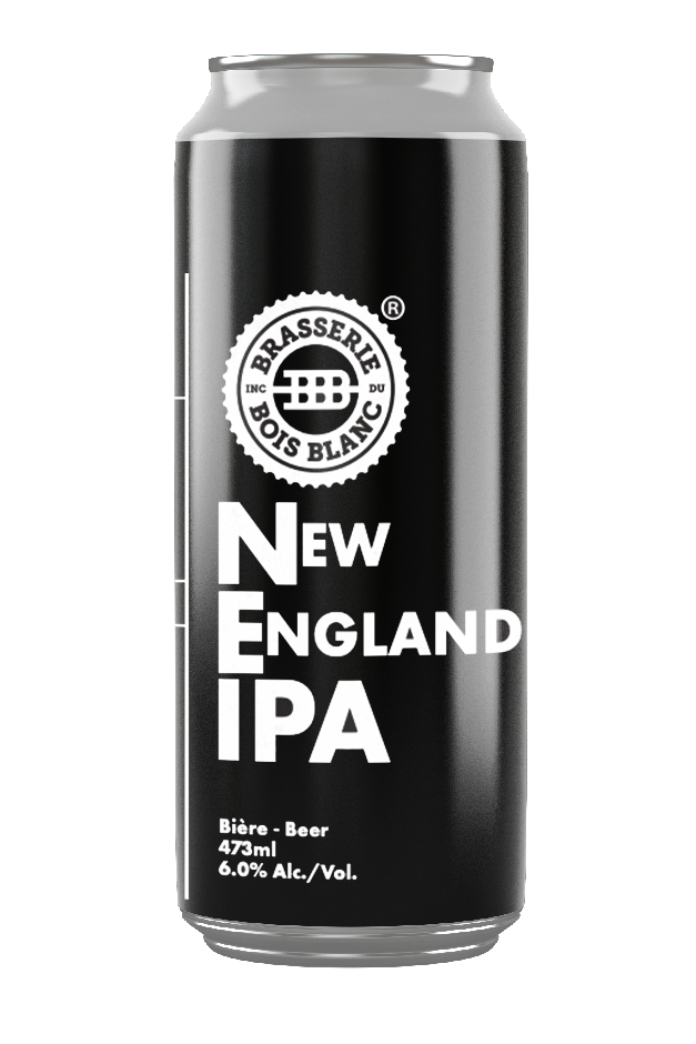 NEW ENGLAND IPA - 6.0%